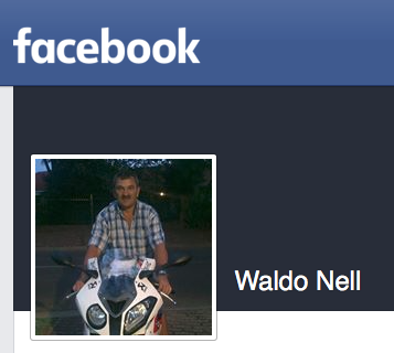 NOT Waldo Nell on Facebook