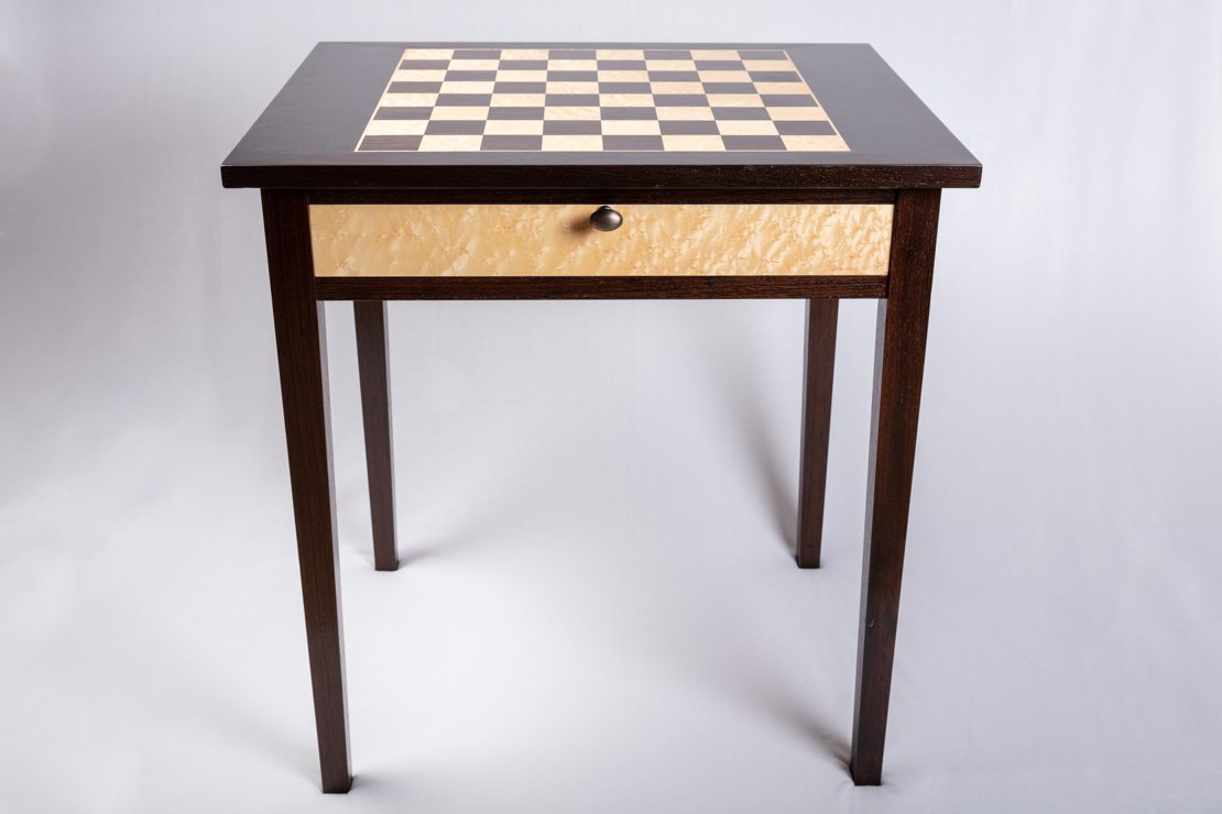 Final Chess Table - White Side