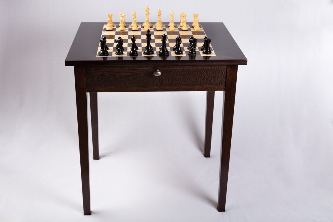 Final Chess Table - Chess Pieces