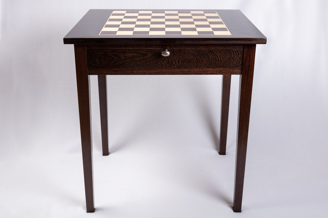 Final Chess Table - Black Side
