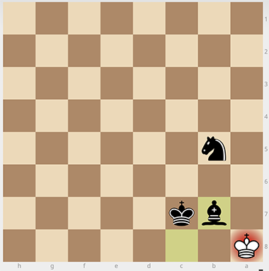 Chess Game - Checkmate, Move 121